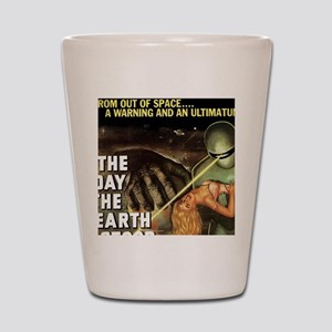 2e46ee8b6fc The Day the Earth Stood Still Shot Glass