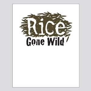 Wild Rice Small Poster
