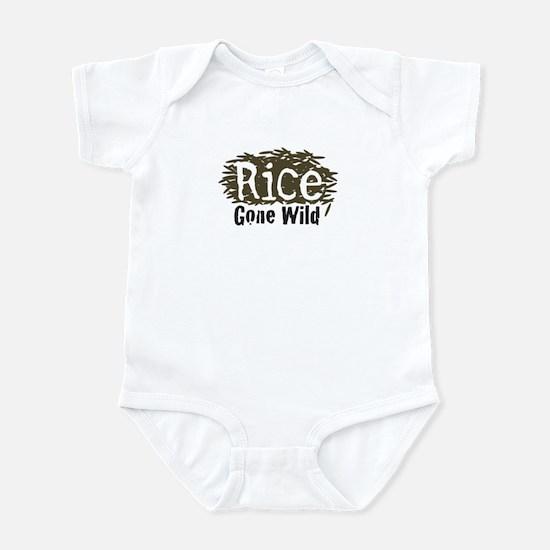 Wild Rice Infant Bodysuit