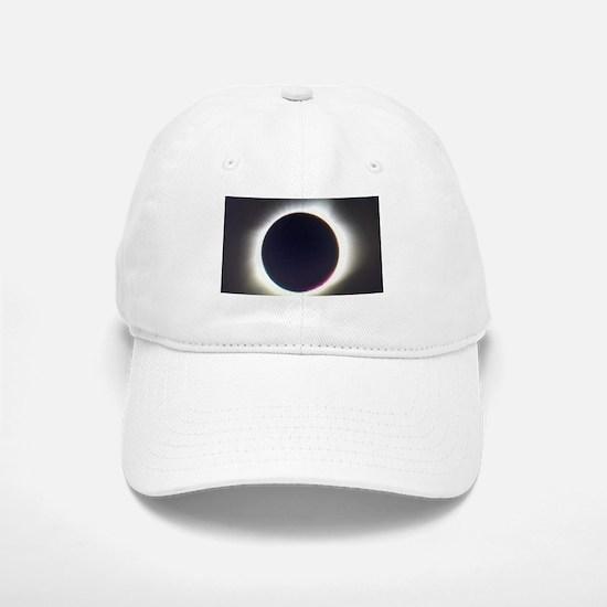 Solar eclipse 2017 Baseball Baseball Cap