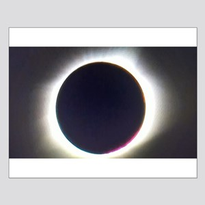 Solar eclipse 2017 Small Poster