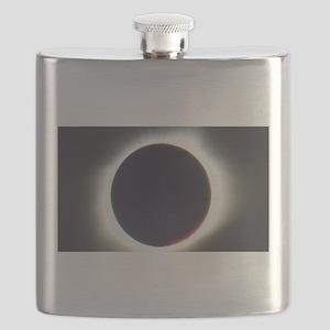Solar eclipse 2017 Flask