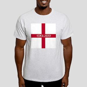 KB English Flag - England Perl Light T-Shirt