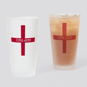 KB English Flag - England Perl Drinking Glass