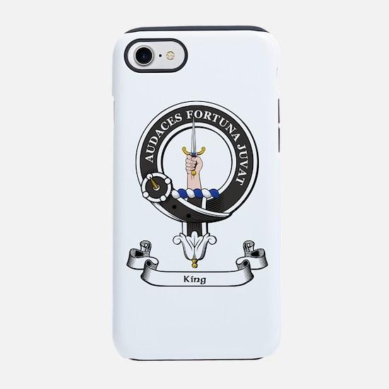 Badge-King iPhone 7 Tough Case