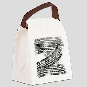 SPEED BUMP2 Canvas Lunch Bag