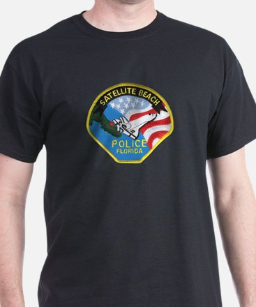 Satellite Beach Police T-Shirt