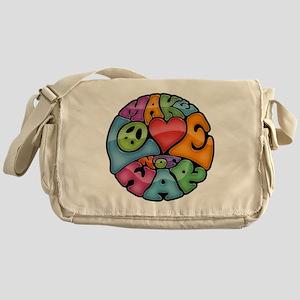 make-love-col-T Messenger Bag