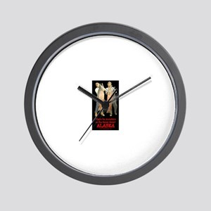 MONSTERS OF THE KEANI Wall Clock