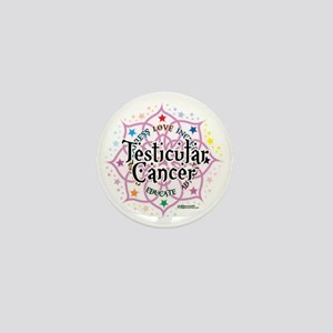 Testicular-Cancer-Lotus Mini Button