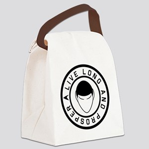 livelong3 Canvas Lunch Bag