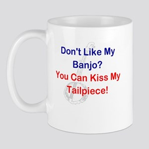 Kiss My Tailpiece! Mug