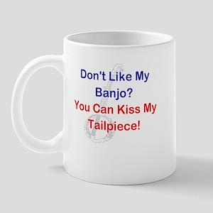 Kiss My Tailpiece! Mug