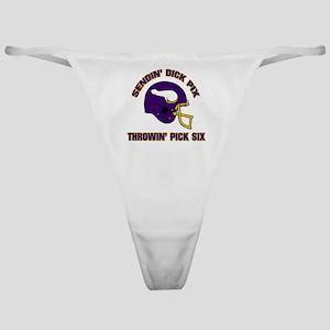 shirt1front copy Classic Thong