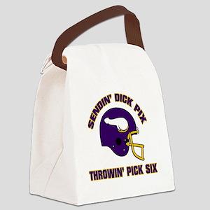 shirt1front copy Canvas Lunch Bag