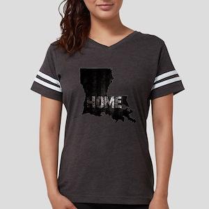 Louisiana Home Black and White T-Shirt