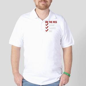 on-the-reg2 Golf Shirt