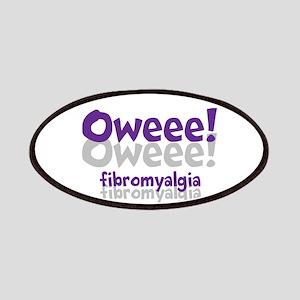 OWEEE! FIBROMYALGIA Patches