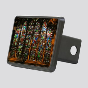christ church cathedral wi Rectangular Hitch Cover