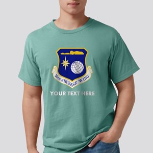 Personalized USAF 10th A Mens Comfort Colors Shirt