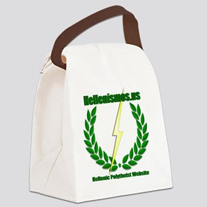 2-hellenismos Canvas Lunch Bag