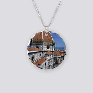 2-florence 14x10_print(V) Necklace Circle Charm