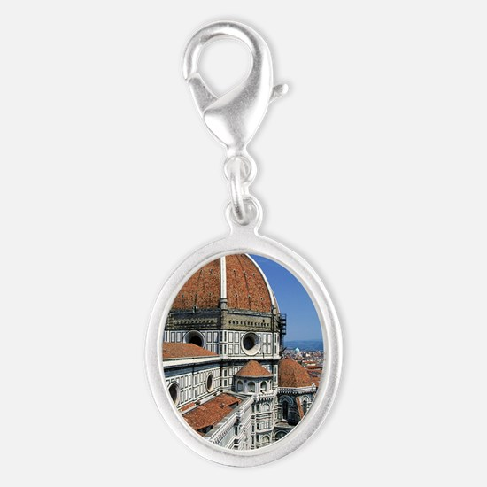 2-florence 14x10_print(V) Silver Oval Charm