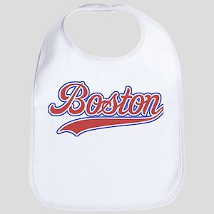 Retro Boston Bib