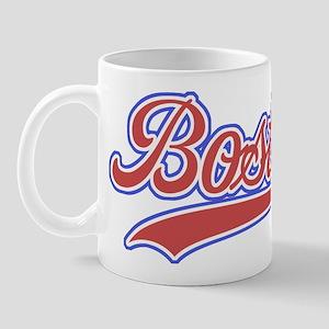 Retro Boston Mug