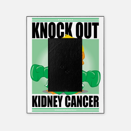 Knock-Out-Kidney-Cancer Picture Frame