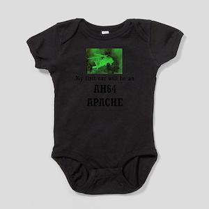 AH64 Apache Infant Bodysuit Body Suit