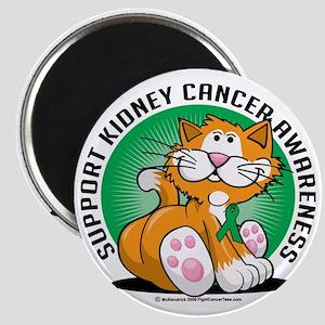 Kidney-Cancer-Cat Magnet