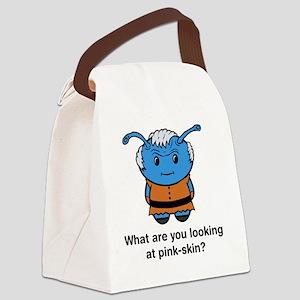 Andorian Canvas Lunch Bag