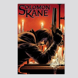 Solomon Kane cover Postcards (Package of 8)