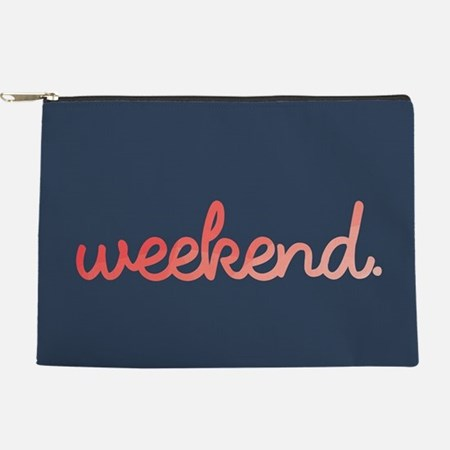 Weekend Makeup Pouch