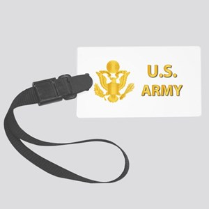 US Army Large Luggage Tag