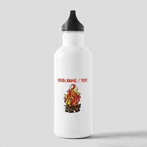 Bonfire Water Bottle