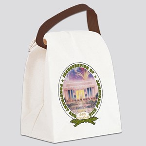 Inaug 44th President Canvas Lunch Bag
