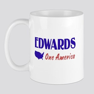 John Edwards for President Mug