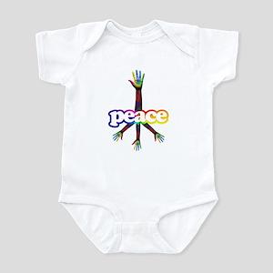 Peace Arms Infant Bodysuit