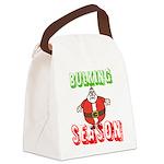 Bulking Season Canvas Lunch Bag