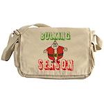 Bulking Season Messenger Bag