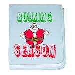 Bulking Season baby blanket