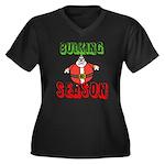 Bulking Season Plus Size T-Shirt