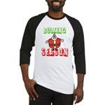 Bulking Season Baseball Jersey