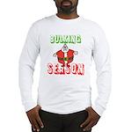 Bulking Season Long Sleeve T-Shirt