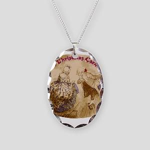 MAS Fezziwigs 01 Necklace Oval Charm