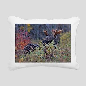 9x7 Rectangular Canvas Pillow