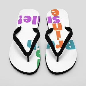 98e2d3421b5544 Dental Hygiene Flip Flops - CafePress