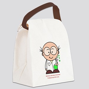 Medical Laboratory Professionals Canvas Lunch Bag